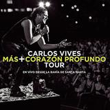 Más + Corazón Profundo Tour En Vivo Desde la Bahía de Santa Marta