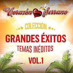 Colección Grandes Éxitos y Temas Inéditos Vol. 1