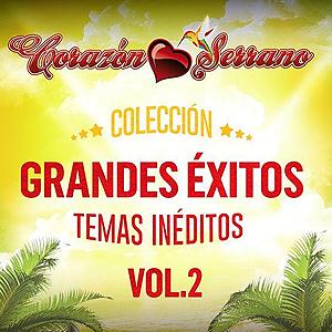 Colección Grandes Éxitos y Temas Inéditos Vol. 2