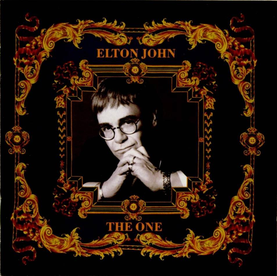 Elton John - The Diving Board