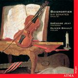Sonatas for Flute and Violin