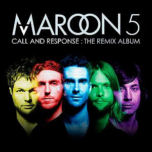 V Album Cover Maroon 5 Call and Response The Remix Album - Maroon 5 | Top Música - Escucha ...