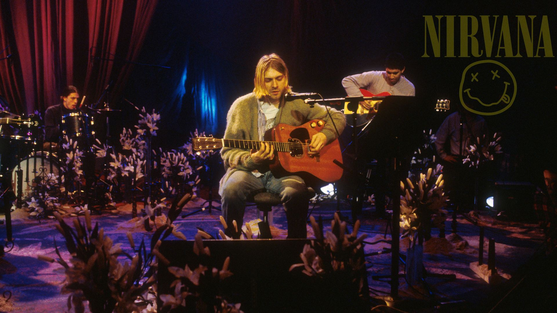 Nirvana Unplugged Wallpaper Unplugged Nirvana | Top