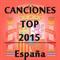 Canciones Top España 2015