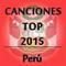 Canciones Top Perú 2015