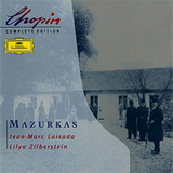 Mazurka Op24 N 3 in A flat major Moderato