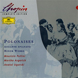 Polonaise in G sharp minor Moderato