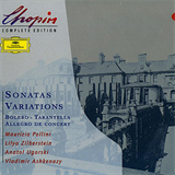 Sonatas y Variations CD1
