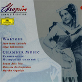 Waltzes y Chamber Music CD1