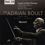 Lord of the Proms, Vol. 10: Busoni