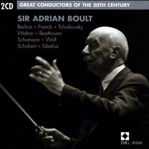 Sir Adrian Boult  Great Conductors of the 20th Century