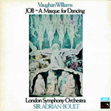 Vaughan Williams Job (A Masque For Dancing)