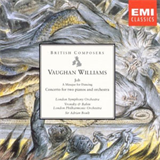 Vaughan Williams Job, Concerto for two pianos & orchestra