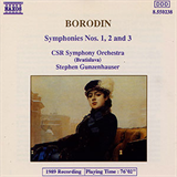 Borodin Sym 1 in E-flat Major IV Allegro molto vivo