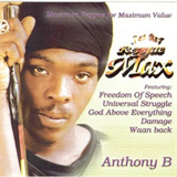 Jet Star Reggae Max Presents Anthony B