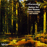 Suites for two pianos