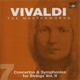 CD 07 - Concertos & Symphonies for Strings Vol. II