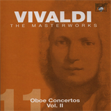 CD 11 - Oboe Concertos Vol. II