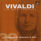 CD 39 - Cantatas for Soprano & Alto
