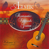 Romantic Spanish Guitar I