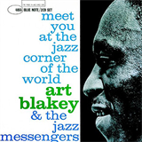 Announcement By Pee Wee Marquette & Art Blakey