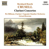Clarinet Concerto No 2 in F minor Op 5 - 1 Allegro