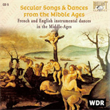 French And English Instrumental Dances In The Middle Ages