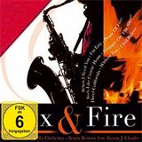Sax And Fire