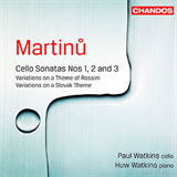 Cello Sonatas Nos1 - 2 - 3