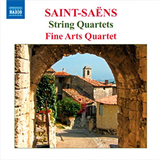 String Quartet No2 in G major Op 153 - III Interlude et finale Andantino
