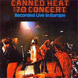 '70 Concert Recorded Live In Europe