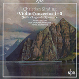 Violin Concertos CD II