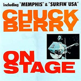 Chuck Berry on Stage