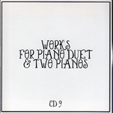 Works for Piano Duet y Two Pianos