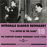 Intégrale, Vol. 18 (I'll Never Be The Same), CD1
