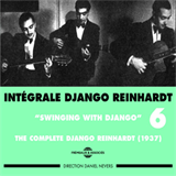 Intégrale, Vol. 6 (Swinging With Django), CD2