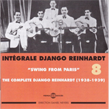 Intégrale, Vol. 8 (Swing From Paris), CD1