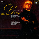 Great Liszt interpreters Vol 10