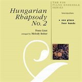 Hungarian Rhapsody S244 10 in E