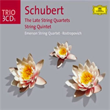 The Late String Quartets CD II