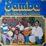 Samba é No Fundo do Quintal Vol 2