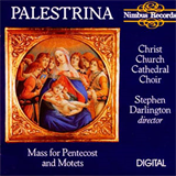 Mass for Pentecost and Motets