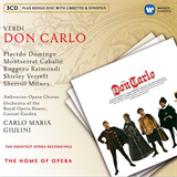 Don Carlos CD II