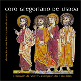Gregorian Chant Liturgy of Saint Anthony - Ad Vesperas - Antiphona ad Magnificat O doctor optime & Magnificat