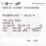 Live At Messepalast