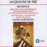The Five Cello Sonatas
