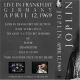 Frankfurt 12th April 1969