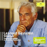 Bernstein conducts Sibelius CD1
