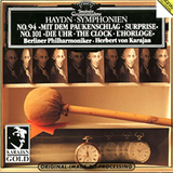 Symphony in D major Hob I 101 The Clock III