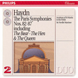 The Paris Symphonies Nos 82 87